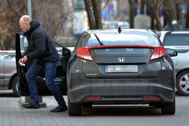"""Krzysztof """"Diablo"""" Włodarczyk, samochody gwiazd, samochód"""