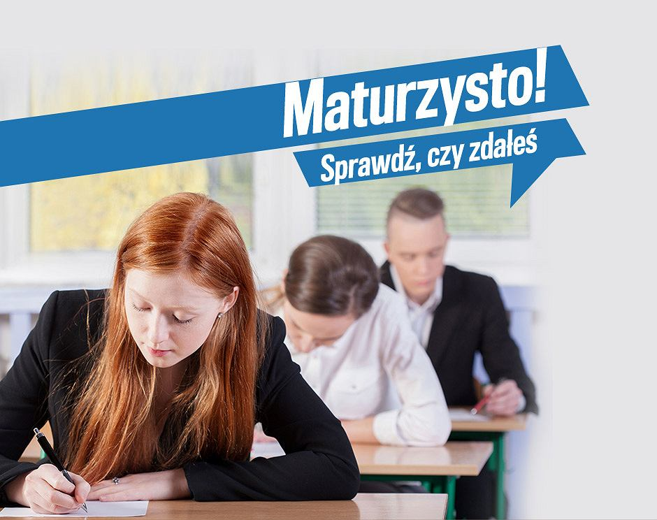 Matura 2018 zaczyna się 4 maja egzaminem z j.polskiego.