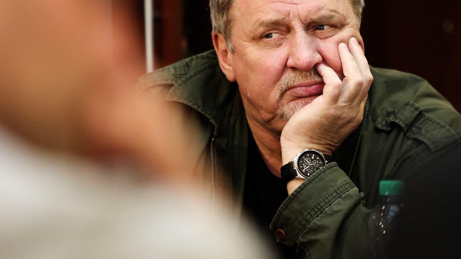 Aktor Andrzej Grabowski