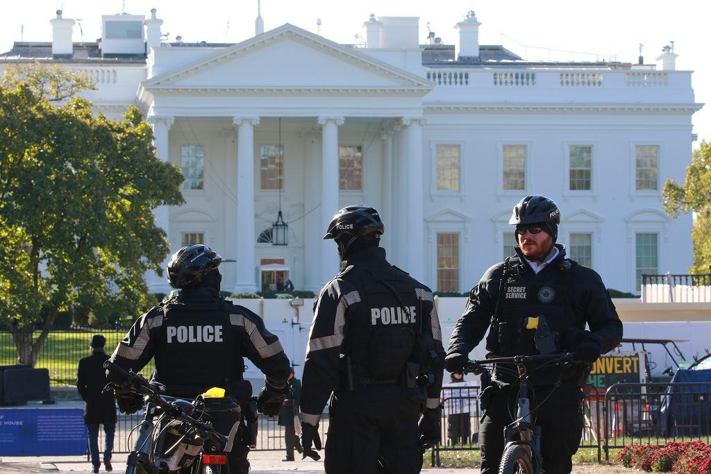 Trump Impeachment - fotografia ilustracyjna