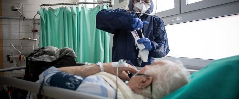 W szpitalu wykryto brytyjski szczep koronawirusa. Klinikę objęto kwarantanną