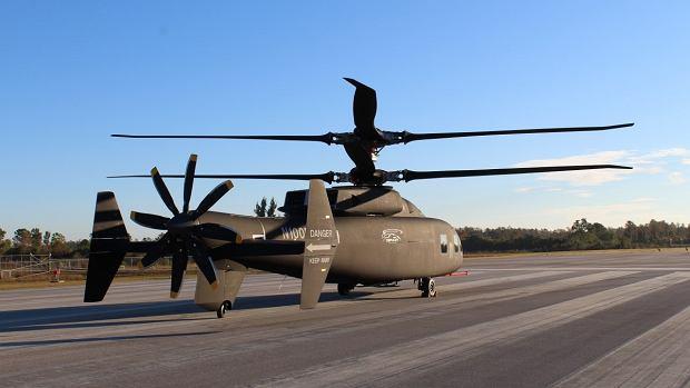 Propozycja śmigłowca nowej generacji autorstwa konstruktorów firmy Sikorsky (we współpracy z Boeingiem), SB-1 Defiant. Ma bardzo odmienny układ konstrukcyjny od S-70