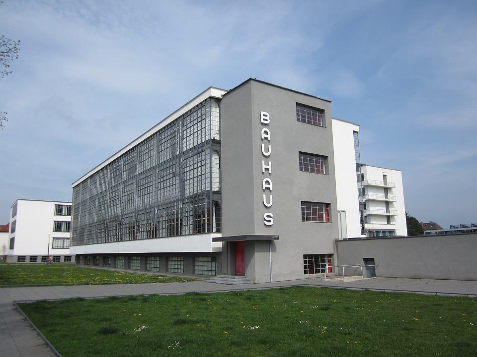 Bauhaus w Dessau, szkoła, która była wzorem