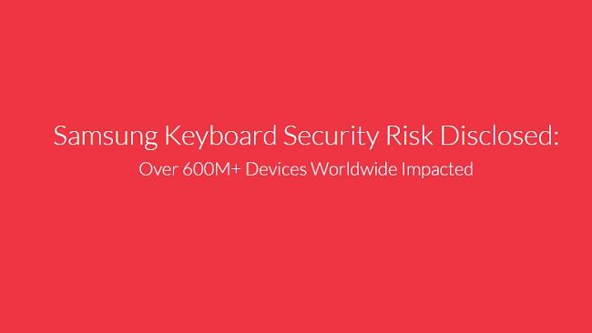 Duża luka bezpieczeństwa w smartfonach Samsung Galaxy - zagrożonych jest 600 milionów urządzeń