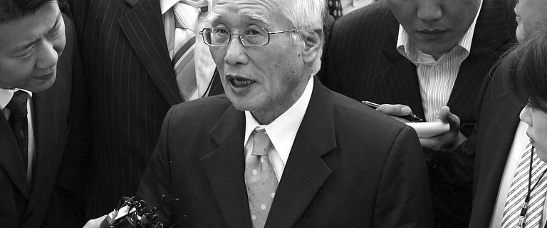 Założyciel Daewoo nie żyje. Koreańczyk Kim Wu Czung zmarł w wieku 82 lat