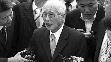 Założyciel Daewoo zmarł w wieku 82 lat