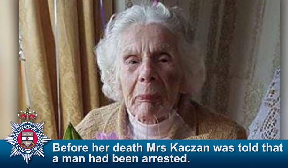 Zofija Kaczan pochodziła z Polski