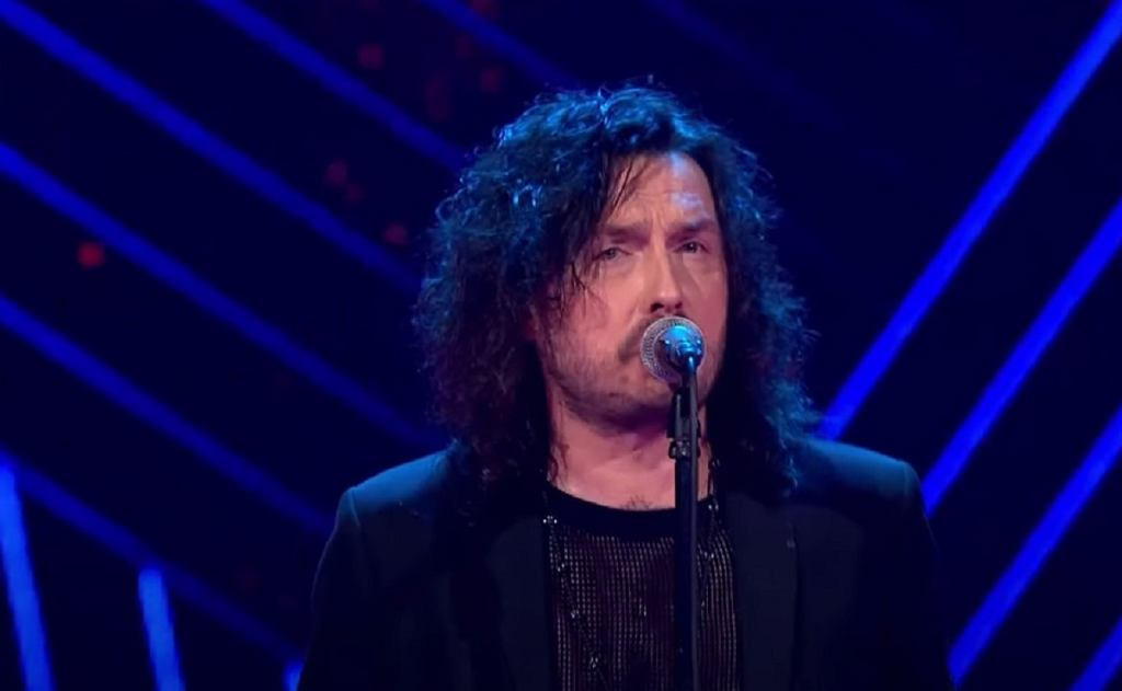 Piotr Cugowski w The Voice of Poland 11