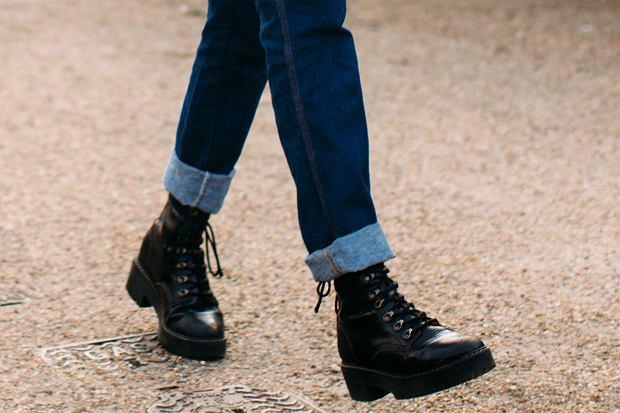 Modne obuwie na jesienne dni