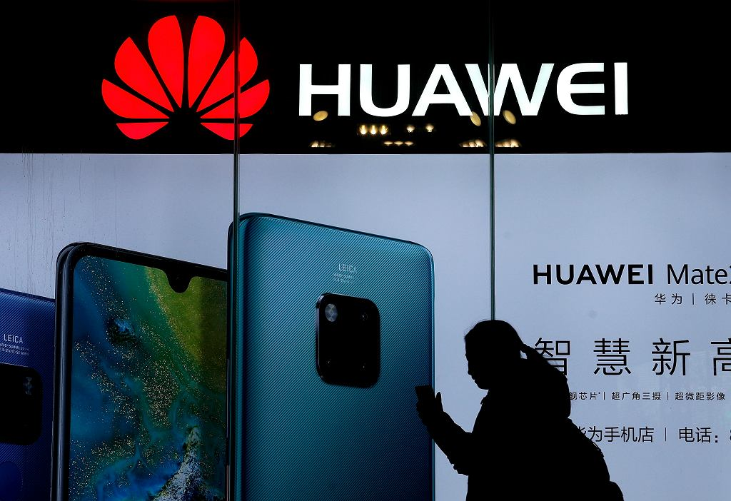 China US Huawei