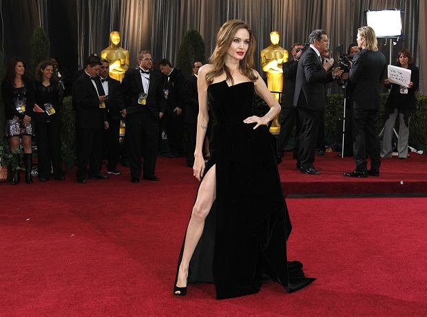 Oscary 2012 - Angelina Jolie