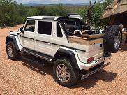 Mercedes-Maybach G650 4x4^2 Landaulet