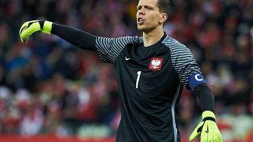 Wojciech Szczęsny wskazał najlepszych, z którymi grał