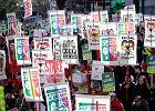 """W Ameryce jak w Polsce: nauczyciele strajkują, bo """"władza ma nas gdzieś"""""""