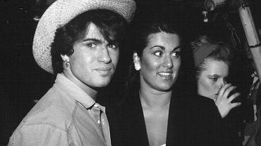 Melanie Panayiotou i George Michael