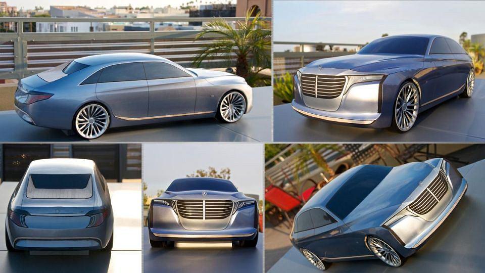 Mercedes U Klasa - koncept