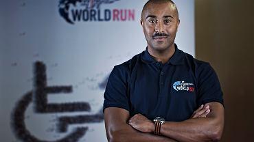 Colin Jackson, Dyrektor Sportowy światowego biegu Wings for Life World Run.