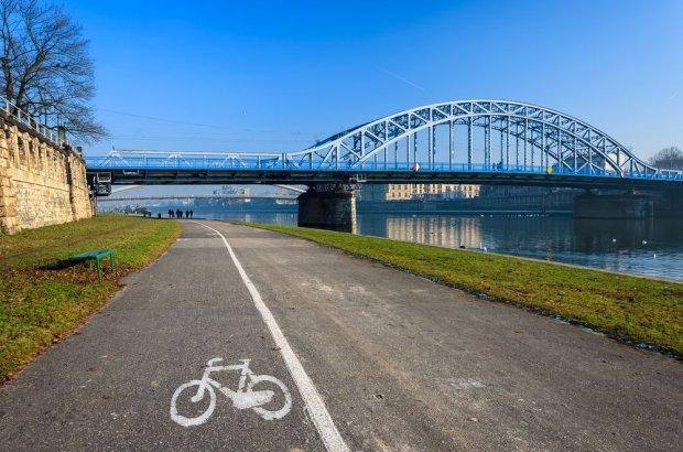 Trasy rowerowe w Krakowie/ Fot. Shutterstock