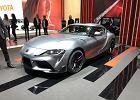 Genewa 2019 - Nowa Toyota GR Supra wita się z europejską publiką