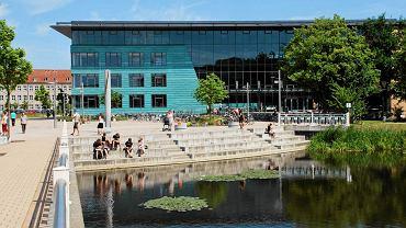 Szczecin powinien być ponadgraniczną metropolią, której wpływy sięgałyby aż po Greifswald. Na zdjęciu: Biblioteka Uniwersytetu w Greifswaldzie.
