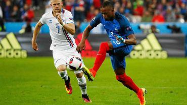 Euro 2016. Mecz Francja - Islandia
