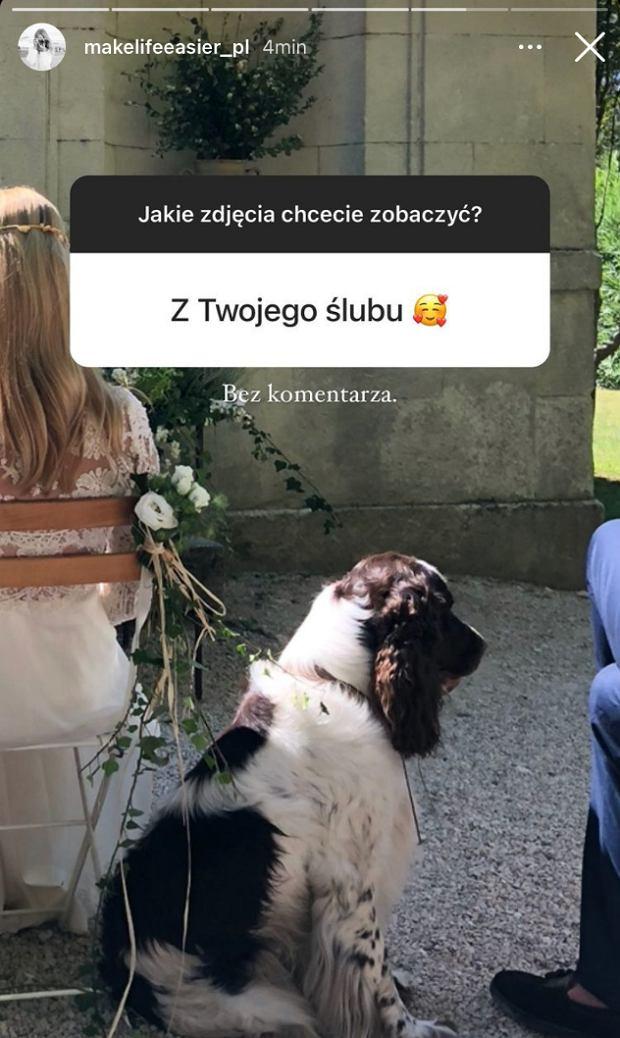 Kasia Tusk ślub
