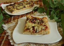 Szybka, włoska zapiekanka z pieczarkami Moniki - ugotuj