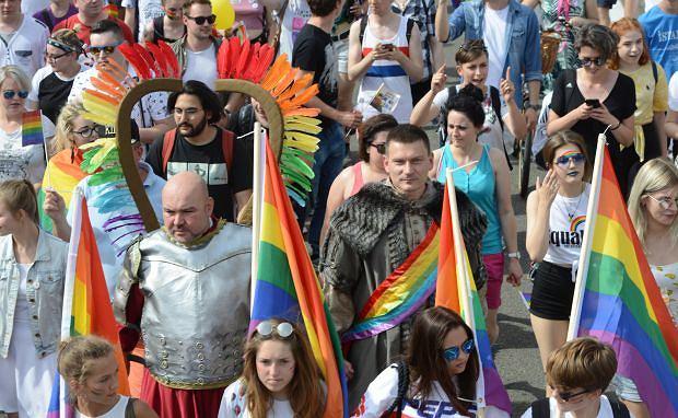 Warszawska Parada Równości 2018