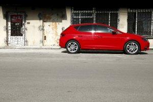 Seat Leon Style 1.4 TSI | Test długodystansowy cz. II | Dzieci go polubią?