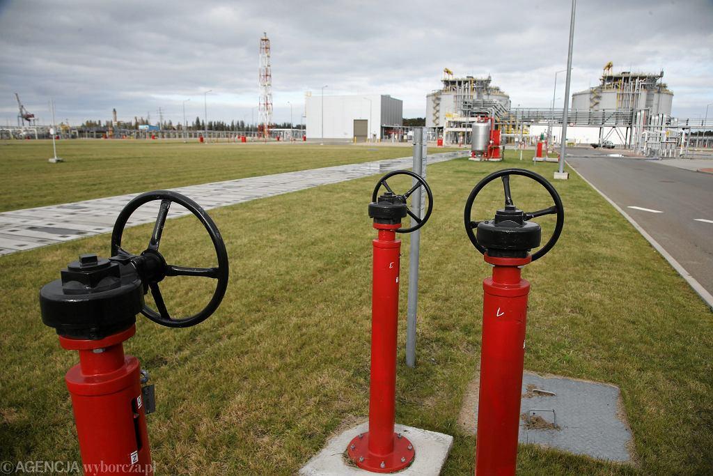 Terminal gazowy LNG w Świnoujściu