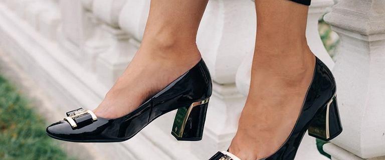 Modne i wygodne buty do pracy znanych marek. Hity na niewielkim obcasie
