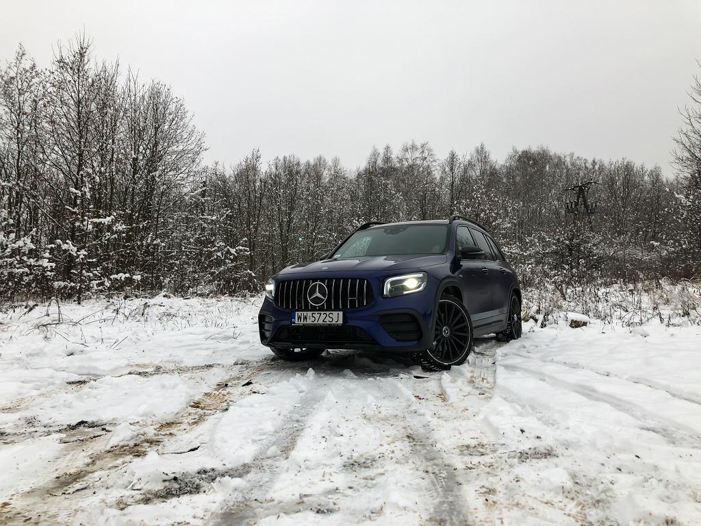 Mercedes GLB 35 AMG 2.0 306 KM