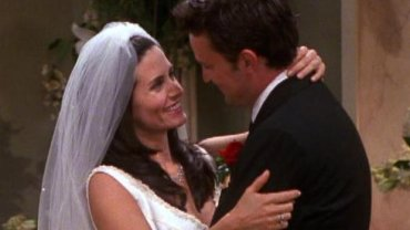 Courteney Cox i Matthew Perry