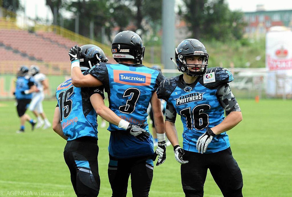 W czasie zajęć przewidziano spotkanie z zawodnikami Panthers Wrocław