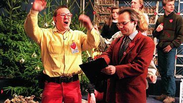 Jurek Owsiak i Walter Chełstowski razem zakładali Fundację Wielka Orkiestra Świątecznej Pomocy