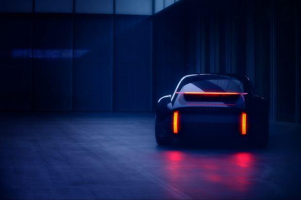 Hyundai Prophecy, samochód elektryczny