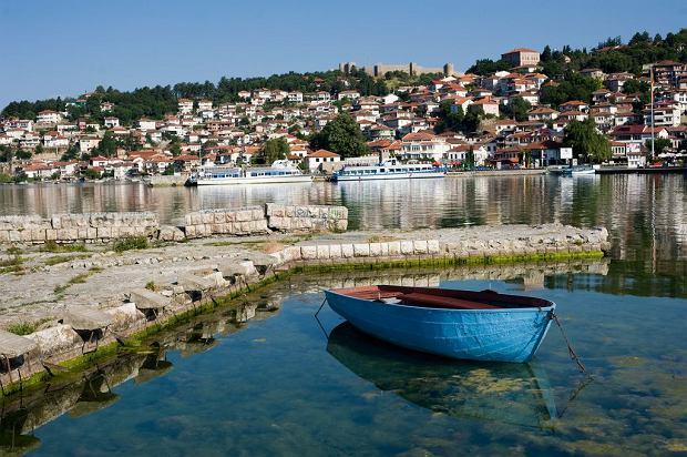 Macedonia. Jezioro Ochrydzkie i Ochryda / Flickr.com / Moe Fati