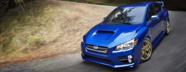 Salon Detroit 2014 | Subaru WRX STI