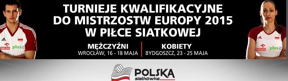 Polacy i Polki walczą o udział w finałach ME