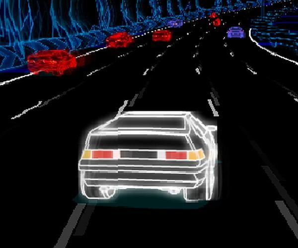 Wyścigi pełne neonów 2