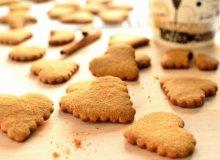 """Ciasteczka cynamonowe - """"znikające"""" - ugotuj"""