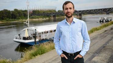 Na zdjęciu: Marek Tatała