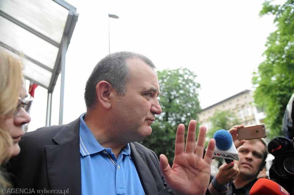 12 lipca 2018 r. Stanisław Gawłowski opuszcza areszt