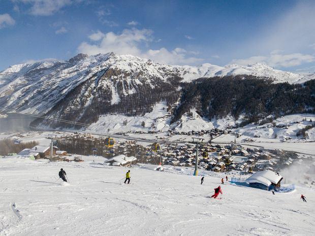 Ośrodek narciarski w Livigno apeluje do turystów, by wracali do domów. Wyciągi pozamykane
