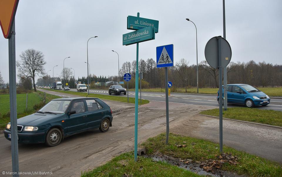 Ulica Liniowa
