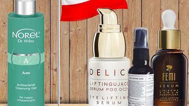 Polskie marki kosmetyczne, których nie znacie