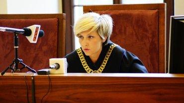 Sędzia Magdalena Kraśnicka