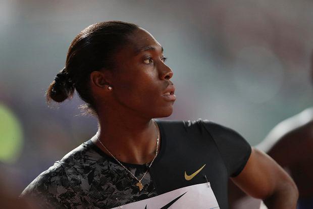 """IAAF pisze odwołanie w sprawie Caster Semenyi. """"Naszym kryterium jest biologia"""""""