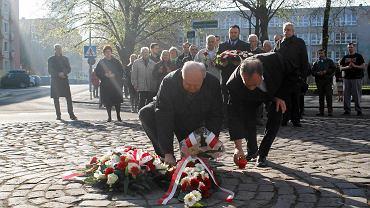 Rocznica katastrofy smoleńskiej w Szczecinie