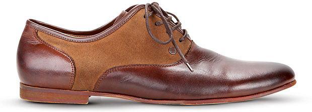 Styl: co nosimy tego lata, styl, moda męska, Z kolekcji Big Star buty ze skóry - cena: 313 zł, big star, buty